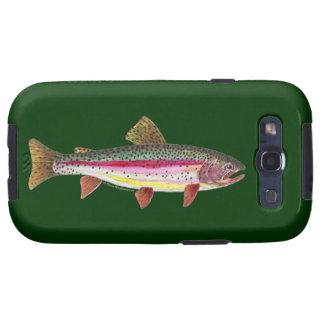 Rainbow Trout Fish Samsung Galaxy SIII Case