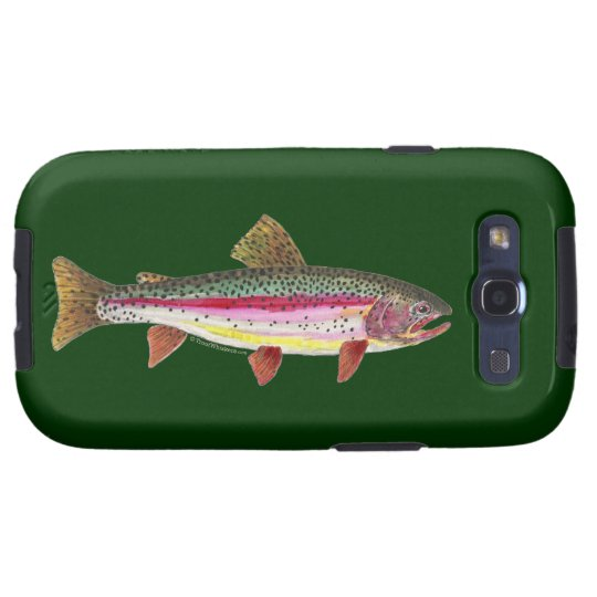 Rainbow Trout Fish Galaxy S3 Cover