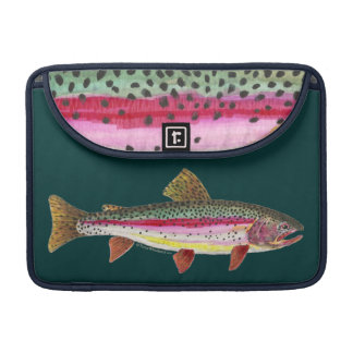Rainbow Trout Fish MacBook Pro Sleeve