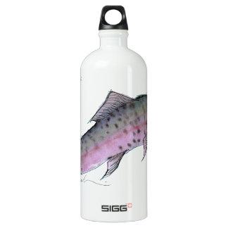 Rainbow Trout fish, tony fernandes SIGG Traveler 1.0L Water Bottle