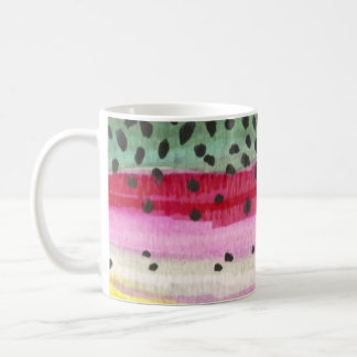 Rainbow Trout Fishing Coffee Mug