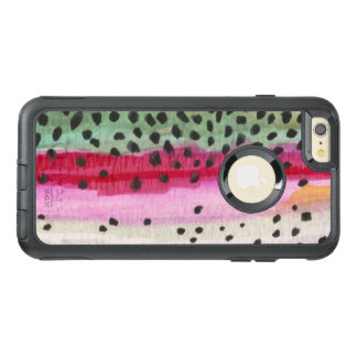 Rainbow Trout Fishing, Ichthyology OtterBox iPhone 6/6s Plus Case
