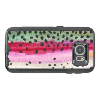 Rainbow Trout Fishing, Ichthyology OtterBox Samsung Galaxy S6 Case