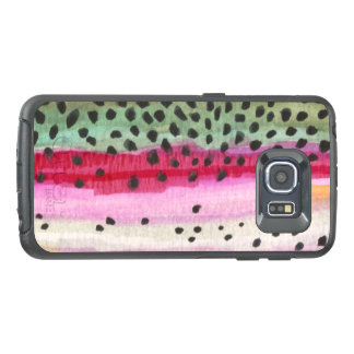 Rainbow Trout Fishing, Ichthyology OtterBox Samsung Galaxy S6 Edge Case
