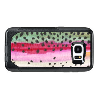 Rainbow Trout Fishing, Ichthyology OtterBox Samsung Galaxy S7 Edge Case