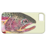 Rainbow Trout Fishing iPhone 5 Case