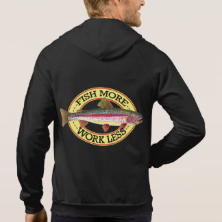 Rainbow Trout Fishing Pullover