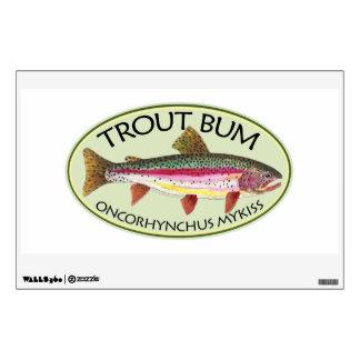 Rainbow Trout Fishing Wall Decor