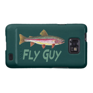 Rainbow Trout Fly Fishing Galaxy S2 Covers