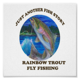Fly fishing humor posters fly fishing humor prints art for Fly fishing posters