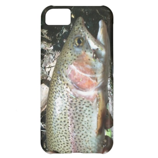 Rainbow trout iPhone 5C case
