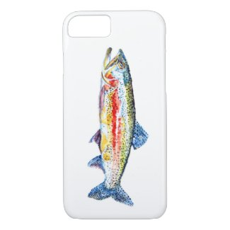 Rainbow Trout Phone Case