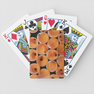 Rainbow Trout (Oncorhynchus Mykiss) Roe Bicycle Playing Cards