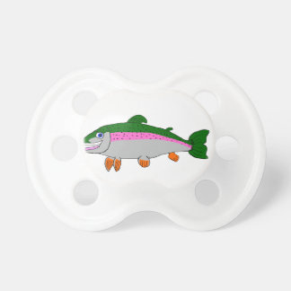 Rainbow trout pacifier