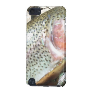 Rainbow trout skin cell phone iPod touch 5G covers