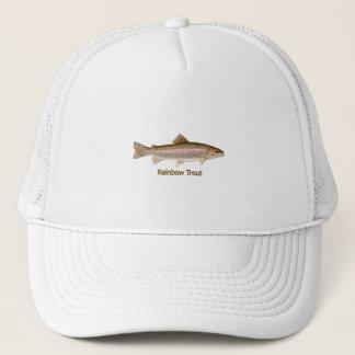 Rainbow Trout (titled) Trucker Hat