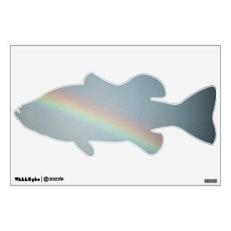 Rainbow Trout Wall Sticker
