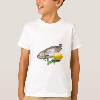 rainbow trout with lemon and parsley T-Shirt