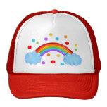 Rainbow Trucker Hats