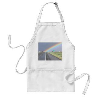 Rainbow Trucks Apron