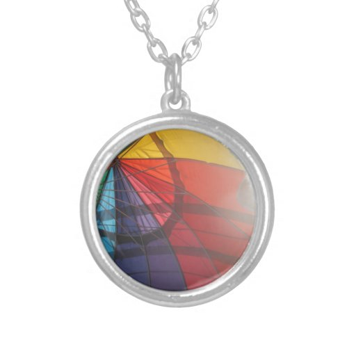 Rainbow Umbrella Necklaces