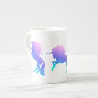 Rainbow Unicorn Bone China Mug