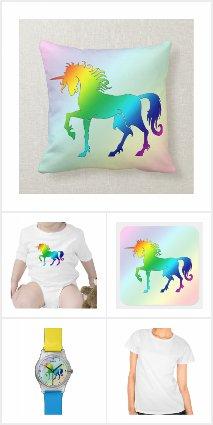 Rainbow Unicorn Collection
