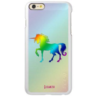 Rainbow Unicorn Incipio Case