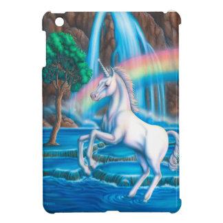 Rainbow Unicorn iPad Mini Case