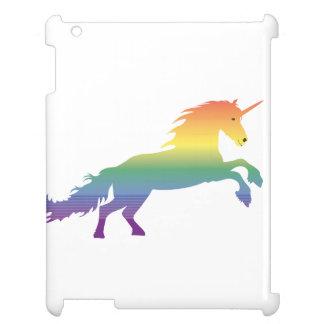 Rainbow Unicorn lgbt Cover For The iPad