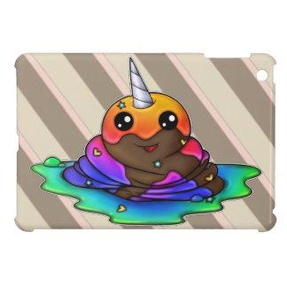 Rainbow Unicorn Poop iPad Mini Case