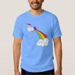Rainbow Unicorn! Tees