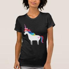 Rainbow Unicorn Tshirts