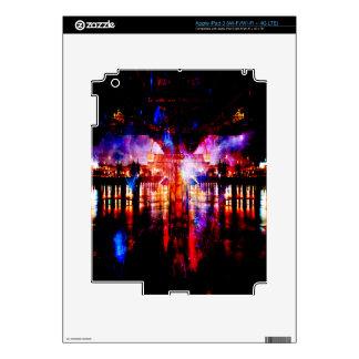 Rainbow Universe Bridge iPad 3 Decals