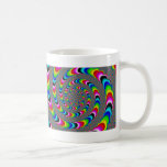 Rainbow Universe - Fractal Art Coffee Mug