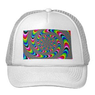 Rainbow Universe - Fractal Art Trucker Hat