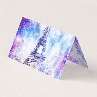 Rainbow Universe Paris Business Card