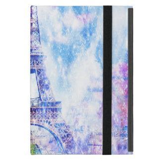 Rainbow Universe Paris Case For iPad Mini