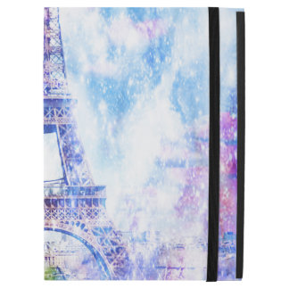 "Rainbow Universe Paris iPad Pro 12.9"" Case"