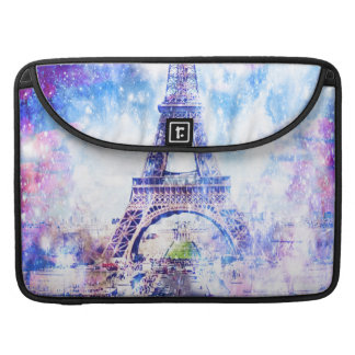 Rainbow Universe Paris Sleeve For MacBooks
