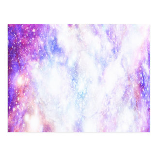 Rainbow Universe Postcard