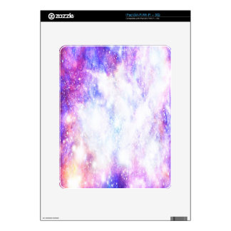 Rainbow Universe Skin For The iPad