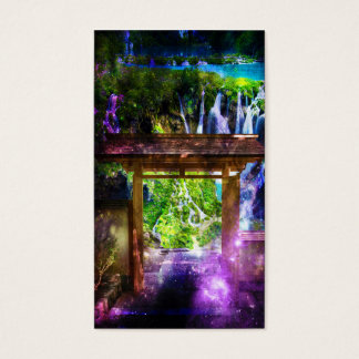 Rainbow Universe's Pathway to Paradise Business Card