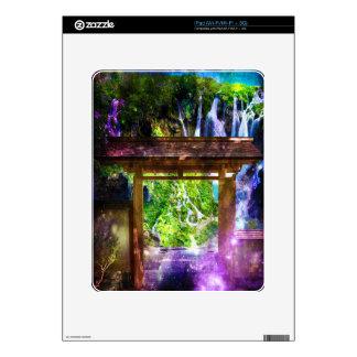 Rainbow Universe's Pathway to Paradise iPad Decal