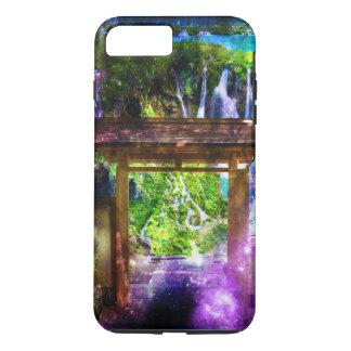 Rainbow Universe's Pathway to Paradise iPhone 8 Plus/7 Plus Case