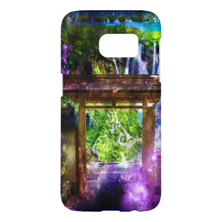 Rainbow Universe's Pathway to Paradise Samsung Galaxy S7 Case