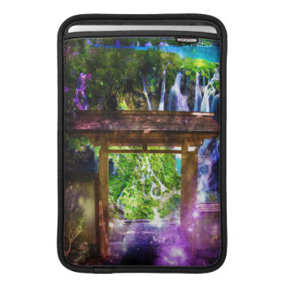 Rainbow Universe's Pathway to Paradise Sleeve For MacBook Air