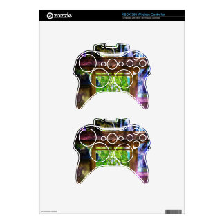 Rainbow Universe's Pathway to Paradise Xbox 360 Controller Decal
