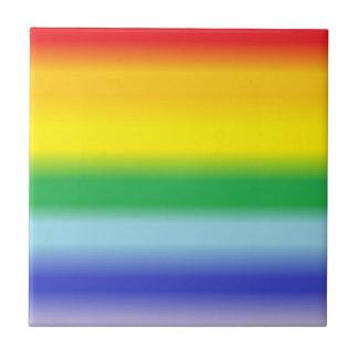 Rainbow v1 ceramic tile