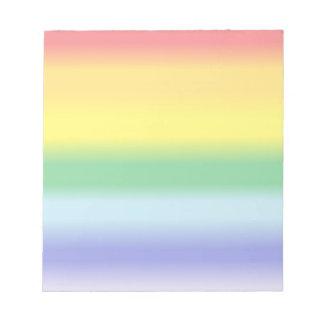 Rainbow v1 notepad